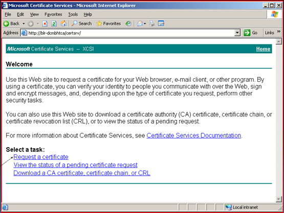 Cert request b41n5 solutions in the filed where it reads base 64 encoded certificate request cmc or pkcs 10 or pkcs 7 and the certificate template choose web server and yadclub
